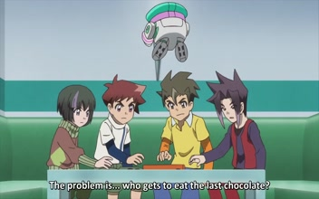 Shinkansen Henkei Robo Shinkalion The Animation Episode 20