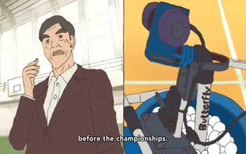 Watch Ping Pong The Animation Episode 2