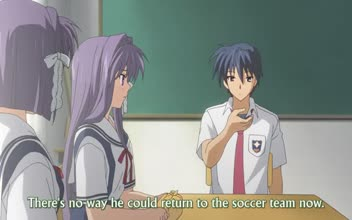 Clannad: After Story Episode 4