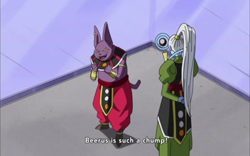 Dragon Ball Super Episode 70