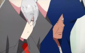 Gatchaman Crowds Insight Episode 1