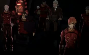 Cyborg 009: Call of Justice 1 MOVIE 5