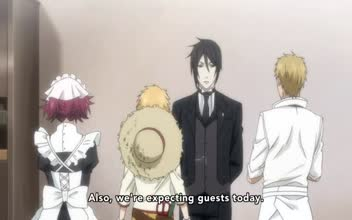 Black Butler Book Of Circus Episode 1