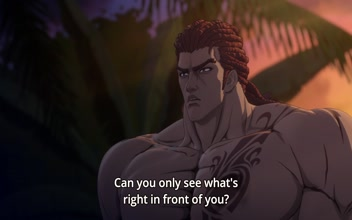 Fist of the Blue Sky: Regenesis 2nd Season ONA 10