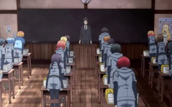 Assassination Classroom Second Season Episode 25