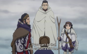 Golden Kamuy 3rd Season Episode 5