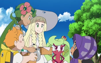 Images of sun and moon pokemon episode 106 english dub