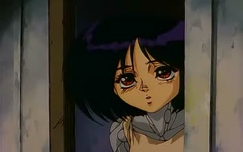 Battle Angel Alita OVA 1