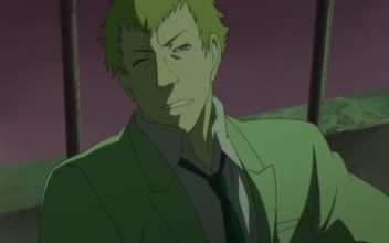 Darker Than Black Episode 26 OVA