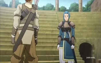 Sword Art Online Episode 2