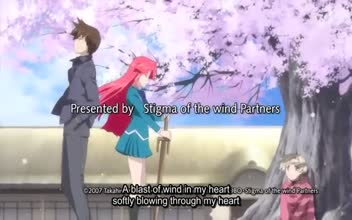 Kaze no Stigma Episode 15