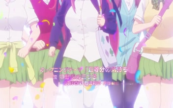 Gotoubun no Hanayome Episode 2