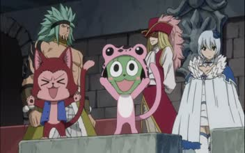 Fairy Tail Episode 165