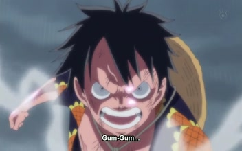 One Piece Episode 723