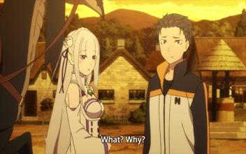 Re:Zero kara Hajimeru Isekai Seikatsu 2nd Season Episode 2
