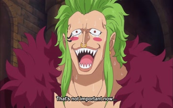 One Piece Episode 659