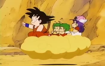 Dragon Ball Episode 56