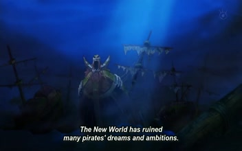 One Piece Episode 733