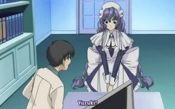 Chobits Episode 8