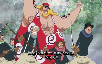 One Piece Episode 691