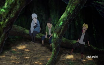 Boruto: Naruto Next Generations Episode 6