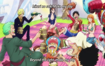 One Piece Episode 746
