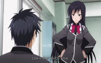 Watch Shoujo-tachi wa Kouya wo Mezasu Episode 2