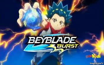 Beyblade Burst Episode 24