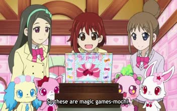 Watch Jewelpet Happiness Episode 12