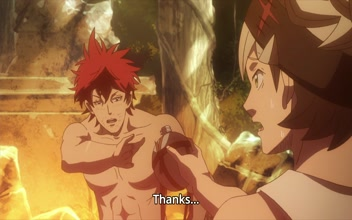 Black Clover Episode 55