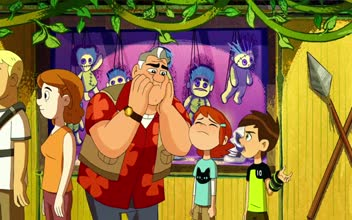 Watch Ben 10 2016 Season 2 Episode 28 Online