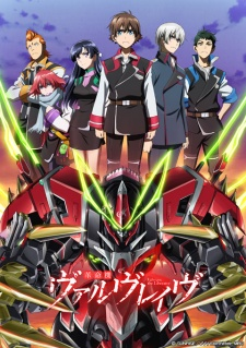 Valvrave the Liberator 2nd Season