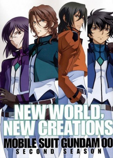 Watch Mobile Suit Gundam 00: Second Season