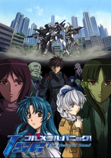 Watch Full Metal Panic! The Second Raid