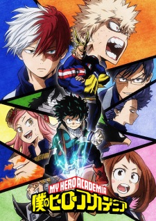 Watch My Hero Academia 2