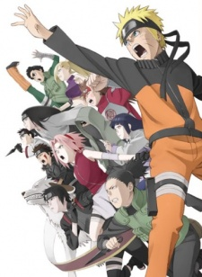 Naruto Shippuden Movie 3: Inheritors of Will of Fire