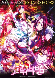 Watch No Game No Life: Zero