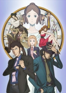 Watch Lupin III: Goodbye Partner