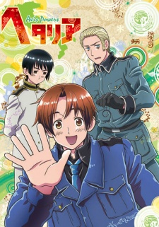 Watch Hetalia Axis Powers